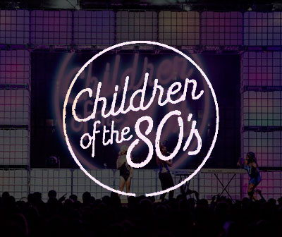 Info and tickets Children of the 80s party, Hard Rock Hotel Ibiza