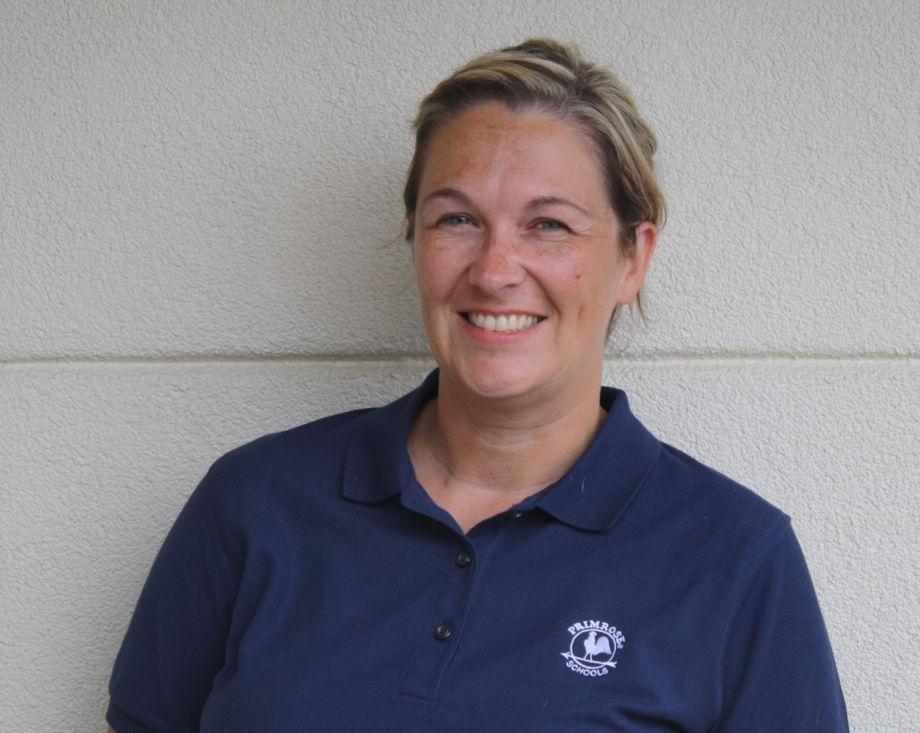 Ms. Stephanie Heron , Preschool Teacher