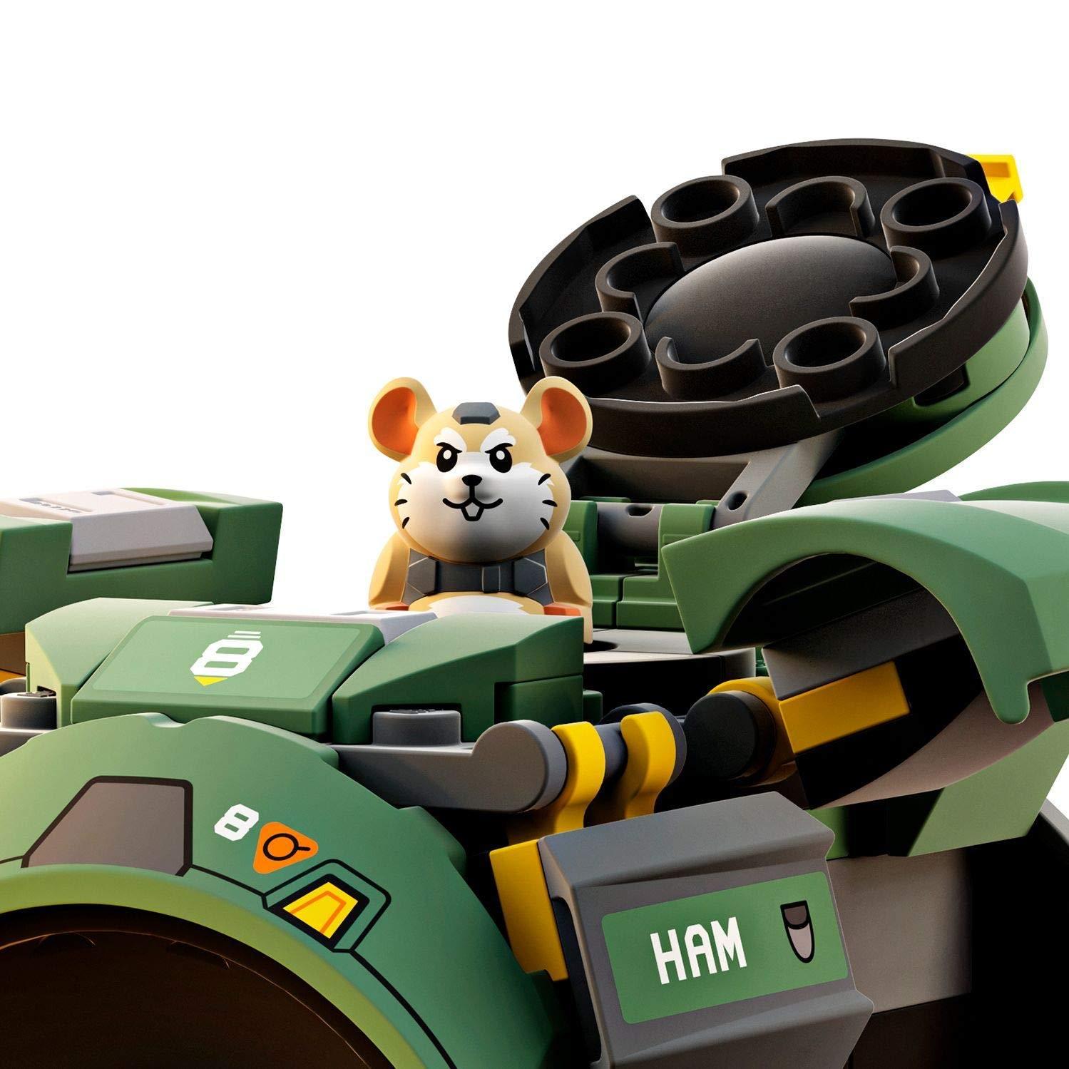 LEGO Wrecking Ball 75976 Hammond