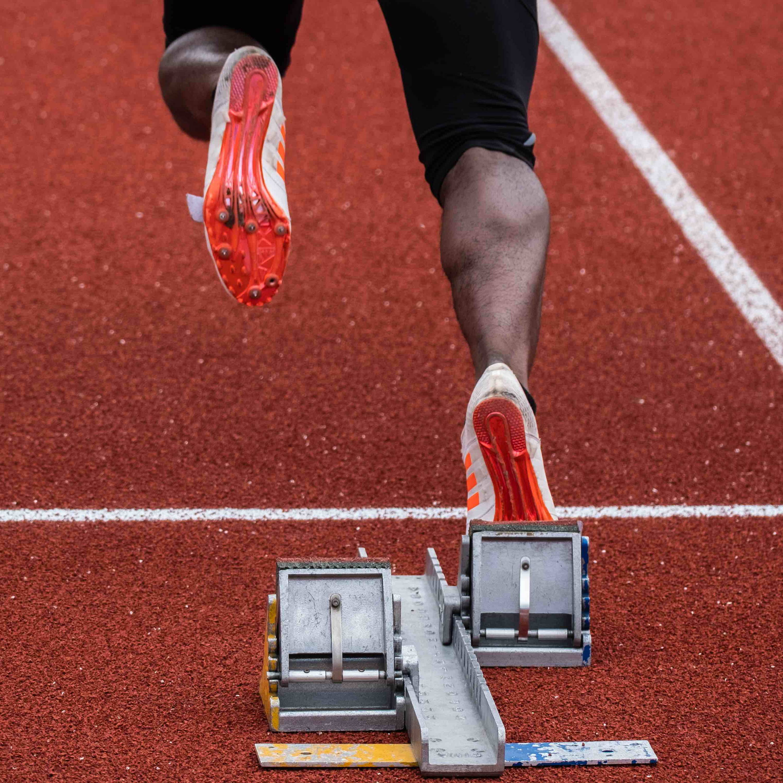 Runners calves