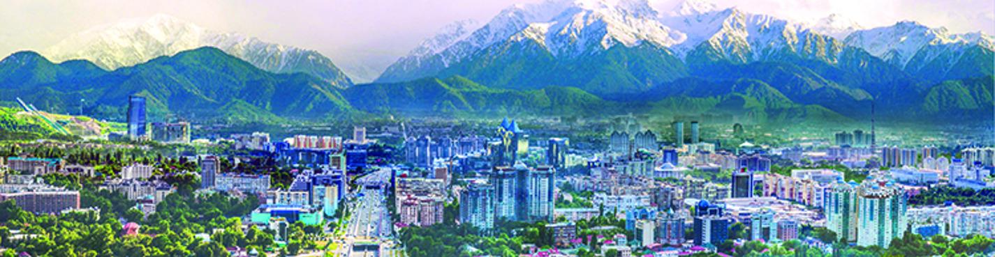 Один день в Алматы