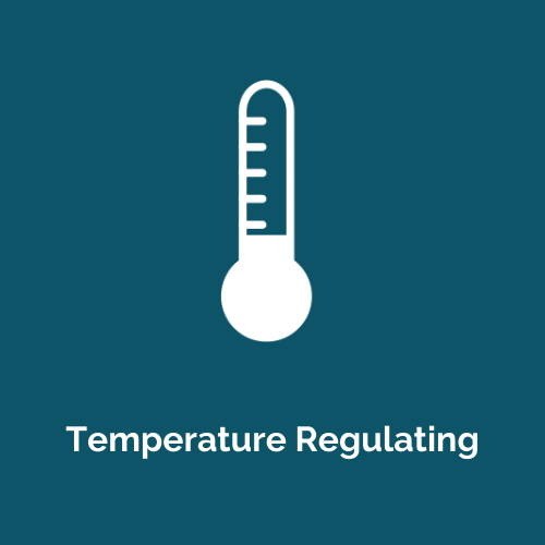temperature regulating sheets
