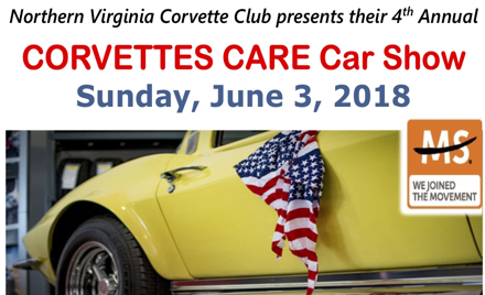 2018 NVCC & NCCC - Corvettes Care
