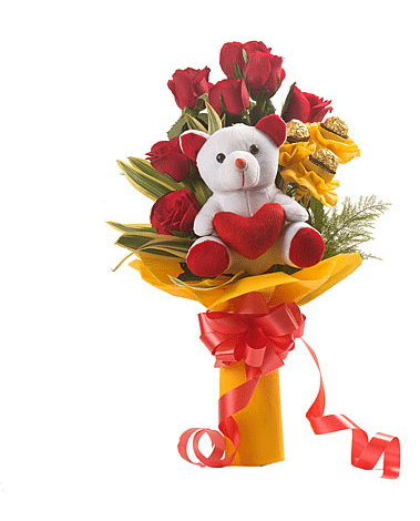 hf Stylish Bouquet