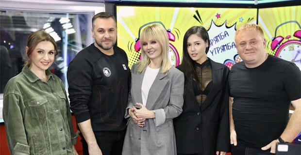 Певицы Валерия и Наzима в гостях у «Русских Перцев» - Новости радио OnAir.ru