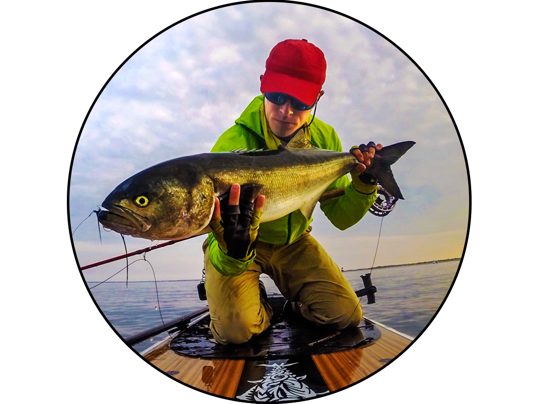 Sean Callinan: SUP Fisherman and Guide, Fly Fishing Instructor Pau Hana Surf Supply Team Rider