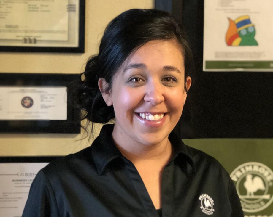 Ms. Tia McDaniel , Wonder Program Floater
