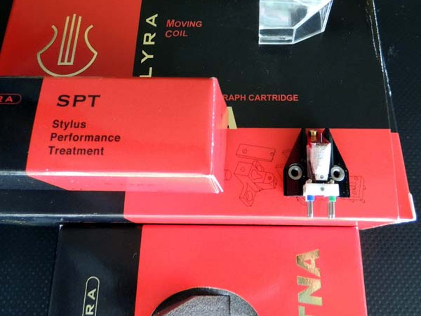 Lyra Etna Moving Coil Cartridge, Barely Used, Like New!
