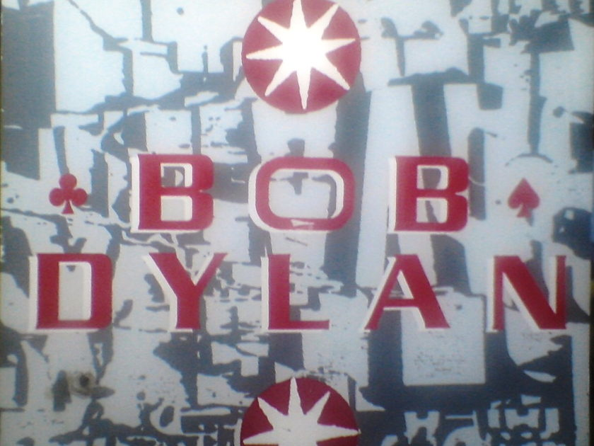 "Bob Dylan - Empire Burlesque LP..NM w/FREE album ""flat"""