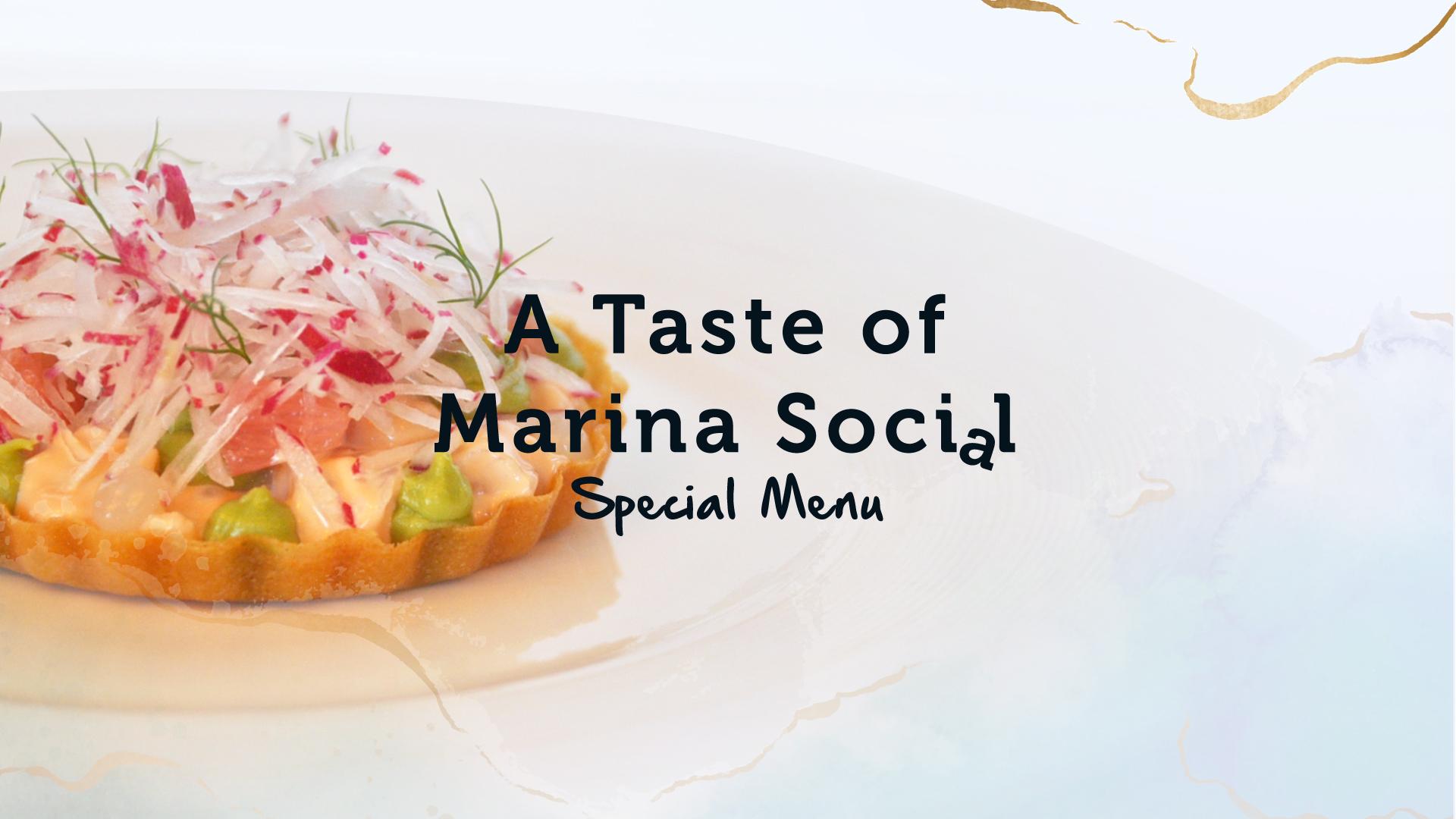 Marina Social by Jason Atherton image