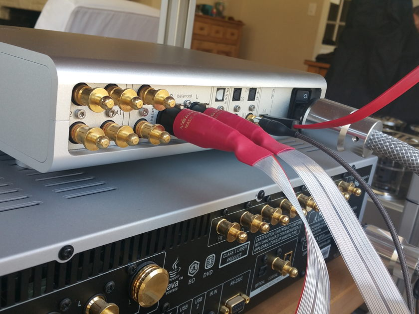 Lindemann Musicbook 10 Reference Analog + Digital Preamp / DAC / Headphone Amp