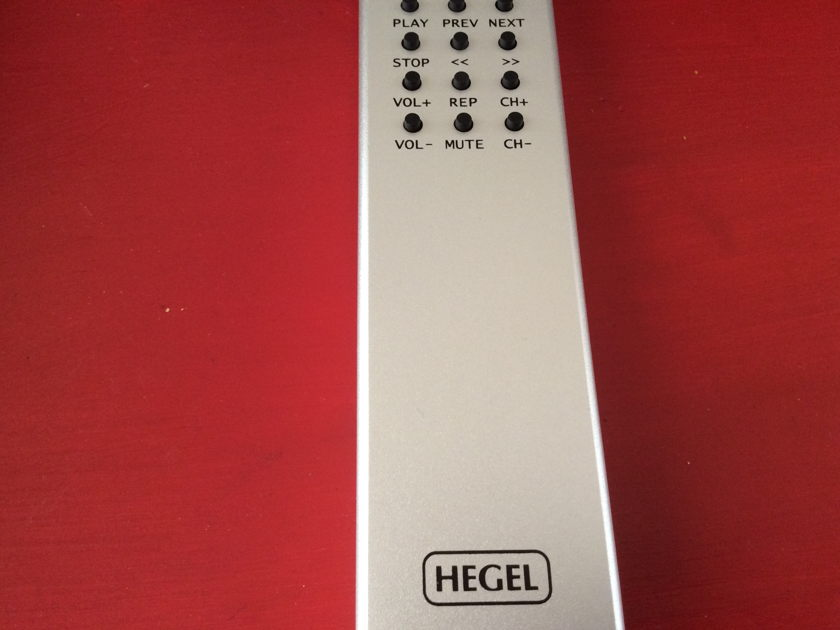 Hegel H200 Integrated Amp