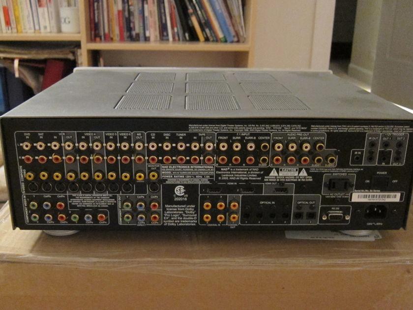 NAD  M15 Surround sound processor