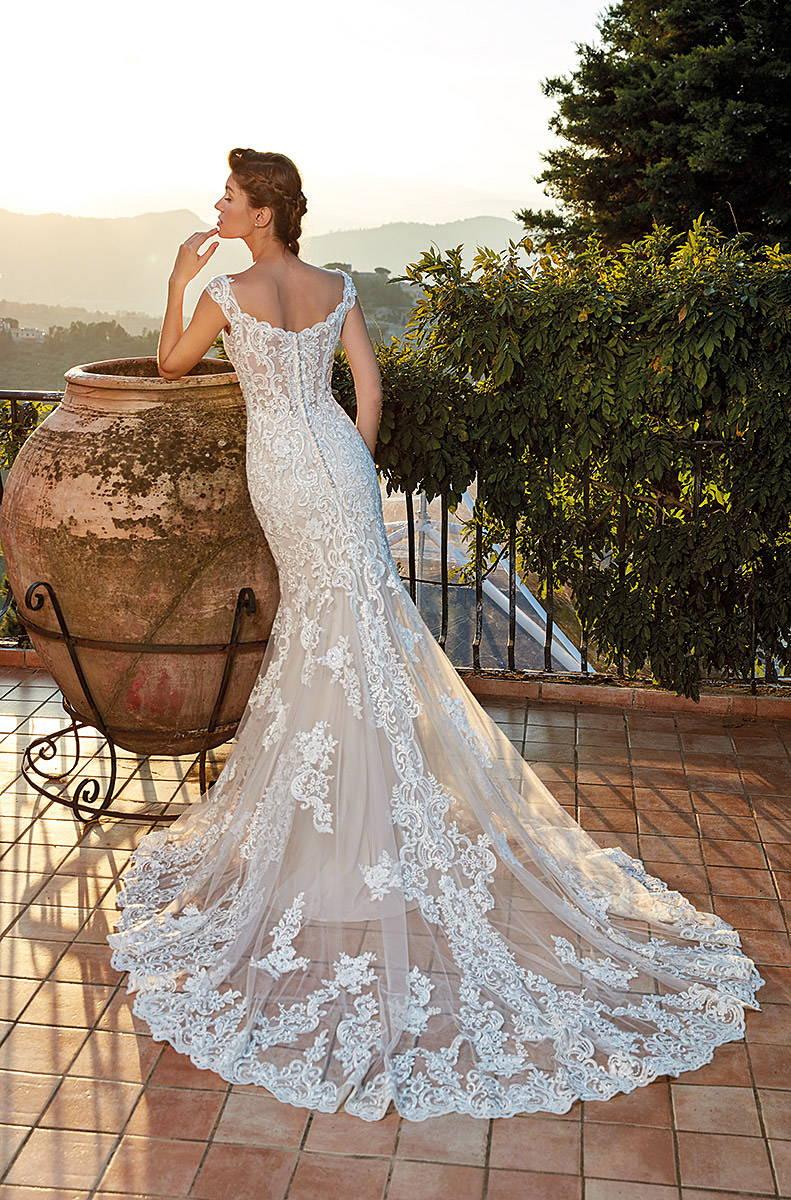 EDDY K WEDDING DRESS EK172