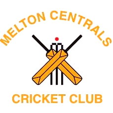Melton Centrals Cricket Club Logo