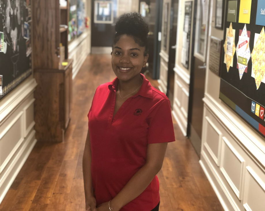 Ms. Navona Brown , Infant Room Assistant Teacher