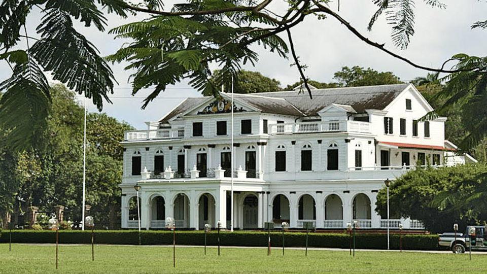 Handelsmissie Suriname