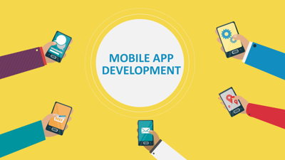 Mobile Application Development - The Next Big Thing