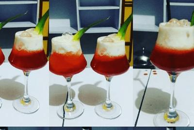 Blossom Cocktails