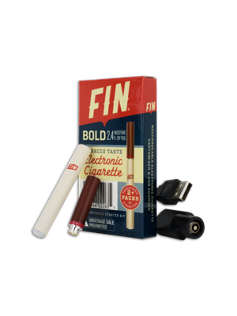FIN Rechargeable Starter Bundle - Tobacco