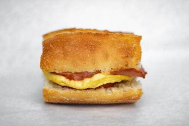 Big Star Sandwich Fresh Egg,Cheddar