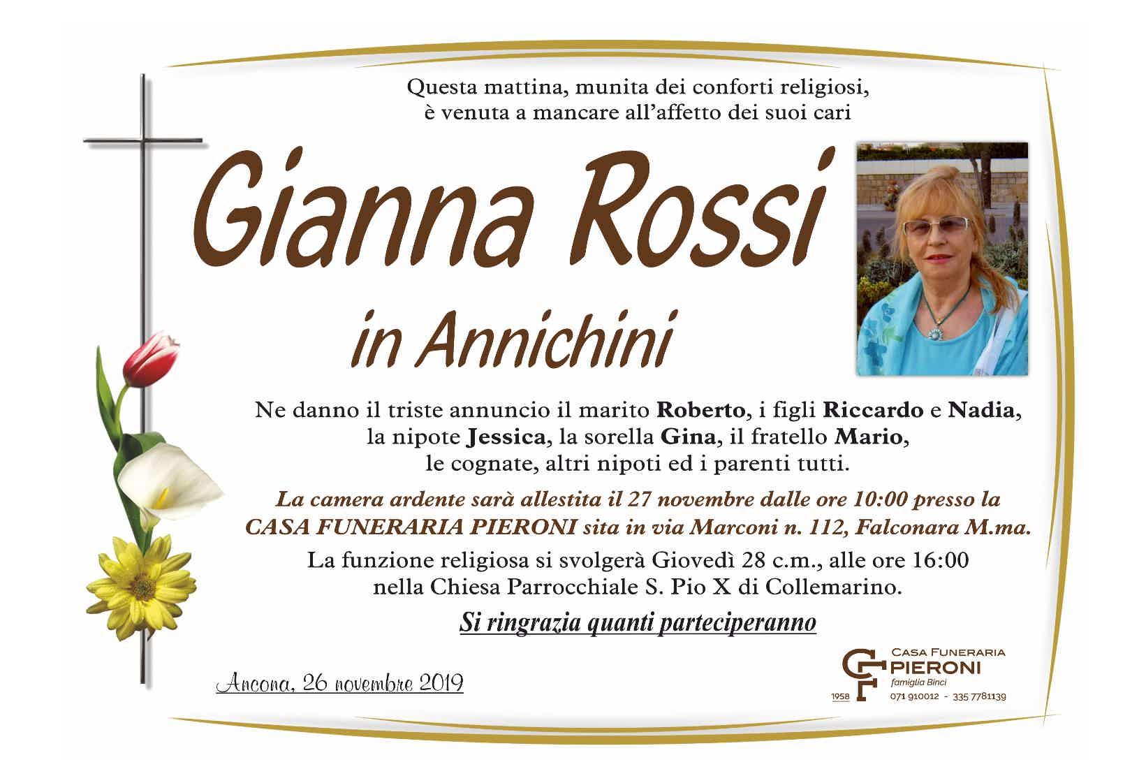 Gianna Rossi