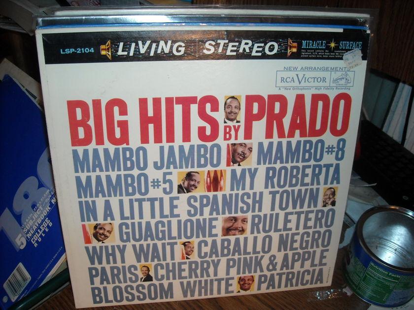 (lec) Pres Prado - Big Hits RCA Victor  LP (c)