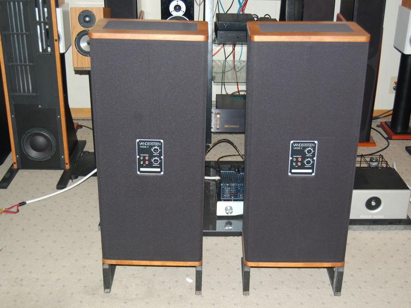 Vandersteen 2c Loudspeakers