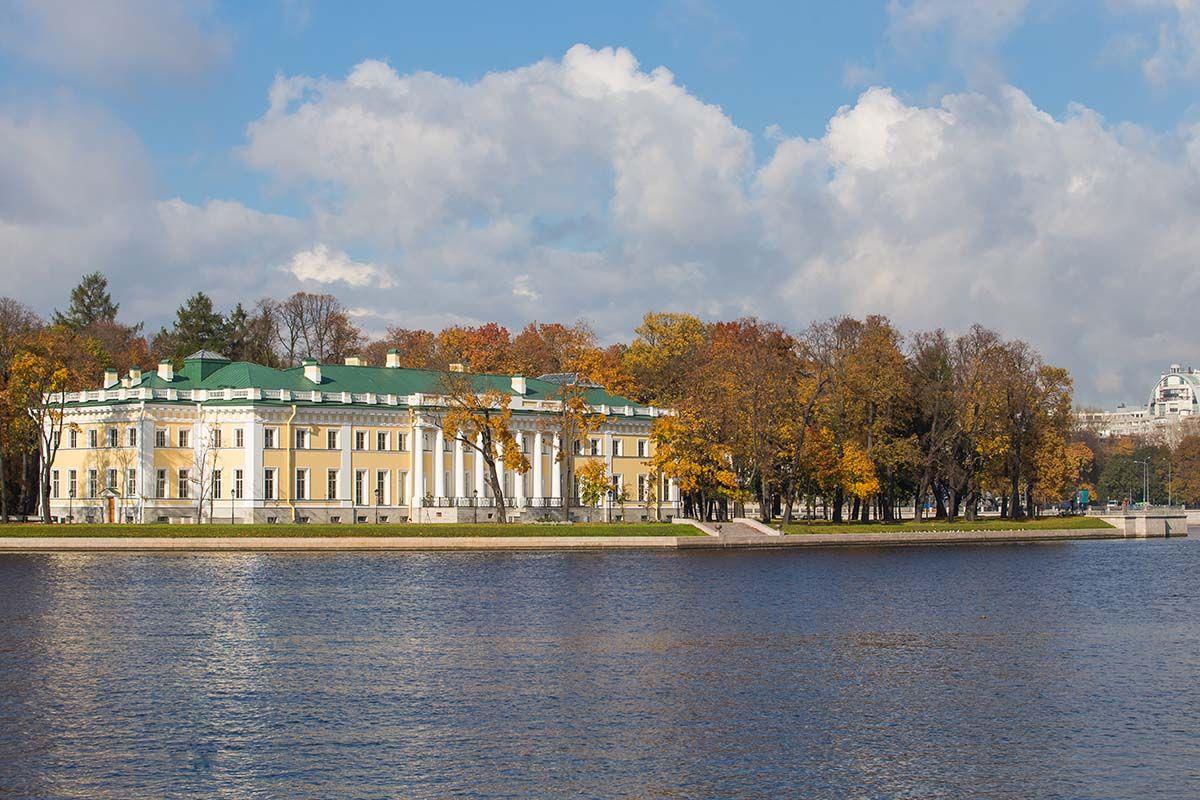 Каменноостровский дворец фотосессия