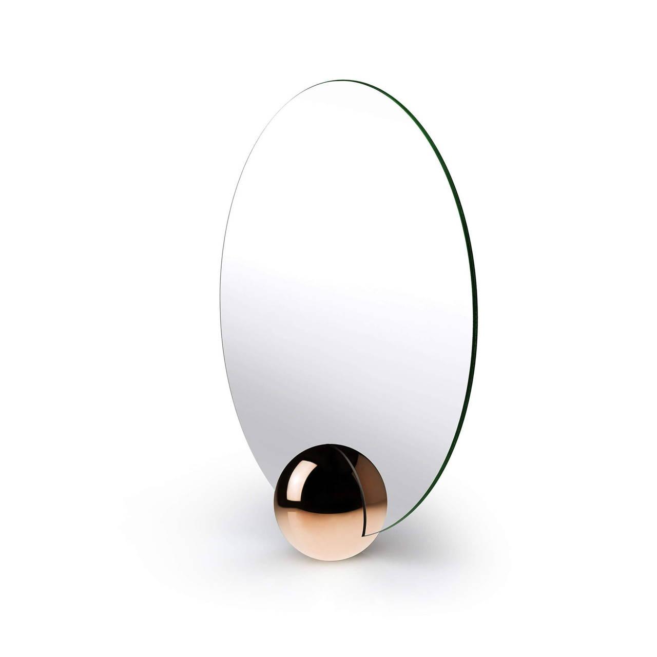 O-Mirror 300 in Copper finish