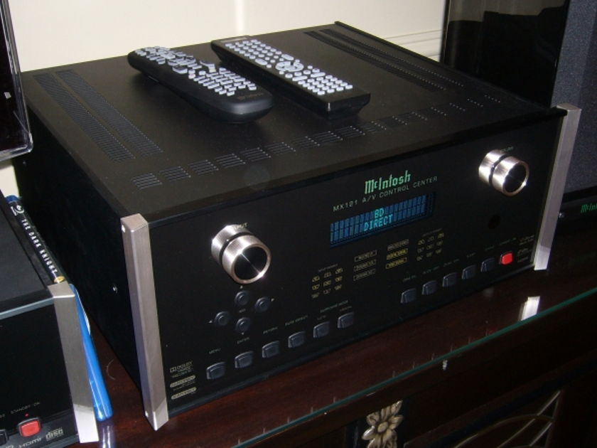 McIntosh  MX121 :  Home Theater Pre/Pro - Barely Used - Trades Considered!