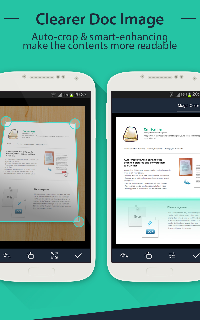 9 Best OCR (optical character recognition) apps for Android as of