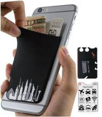 phone wallet City by gecko travel tech