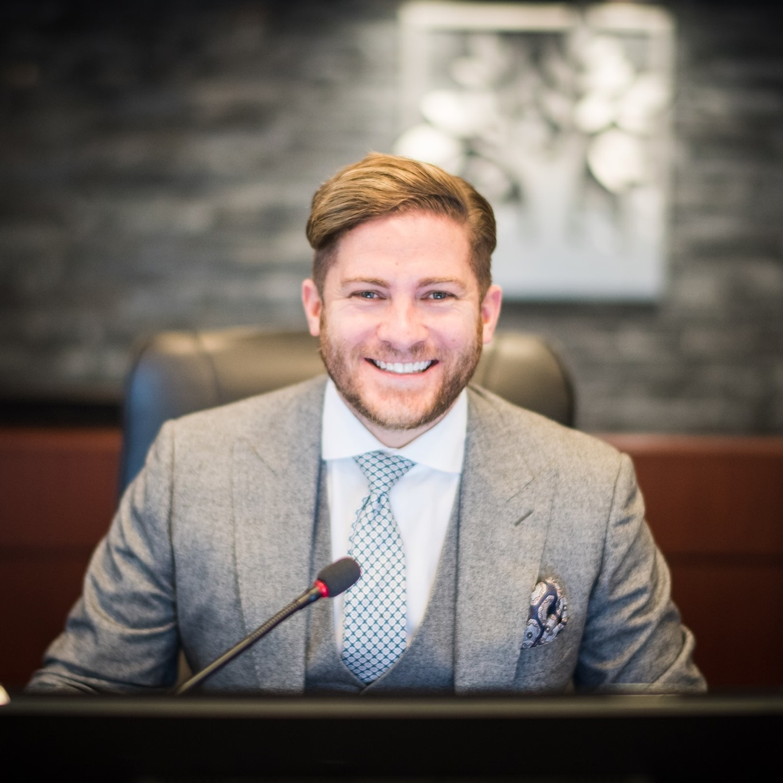 Robert Dye - Mayor of Farmers Branch, Texas