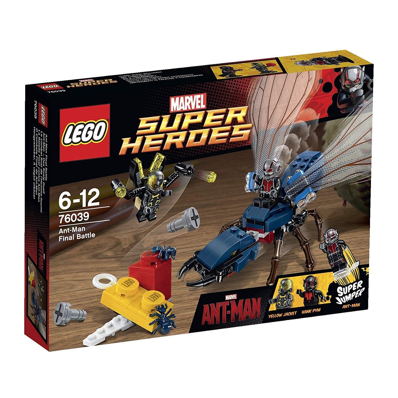 lego anti man final battle