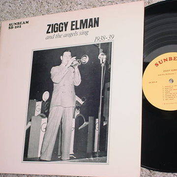 1938-39 jazz lp record