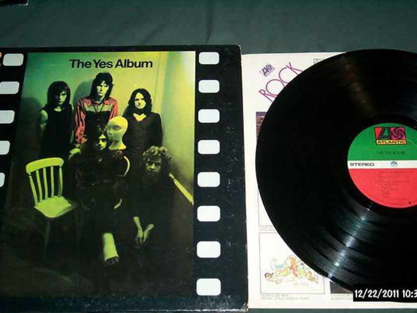 Yes - The Yes Album gatefold cover lp nm