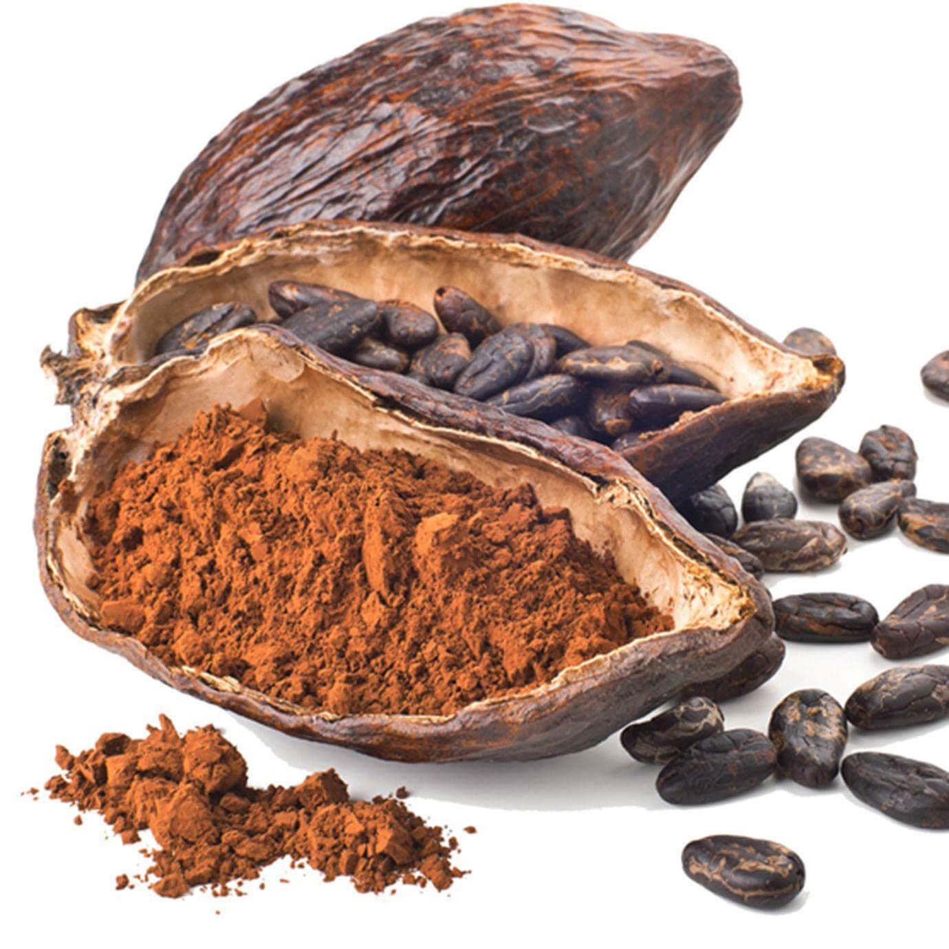 Cacao pod image