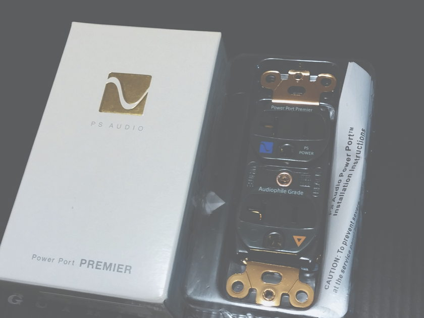 PS Audio Power Port Premier Duplex