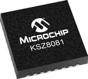 KSZ8081MNXCA– дешевый Ethernet трансивер со склада