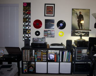NewmanAtHome's System