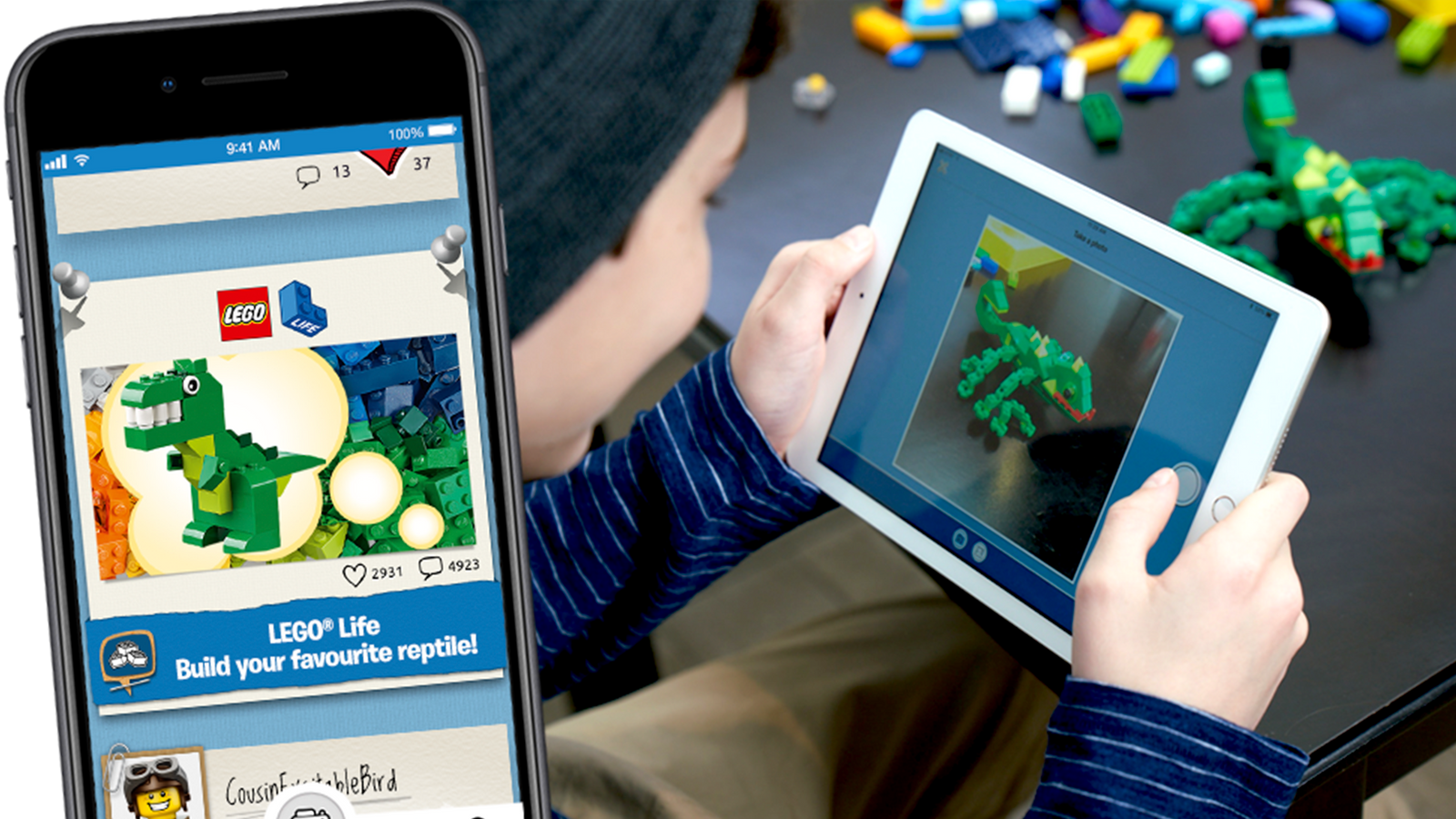 lego life app features
