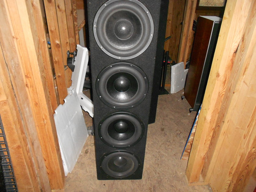 GR RESEARCH  subwoofer towers 12b's Possible trades?
