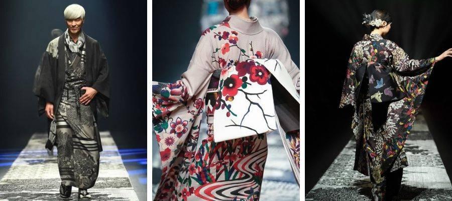 Jotaro Saito Kimono Designs