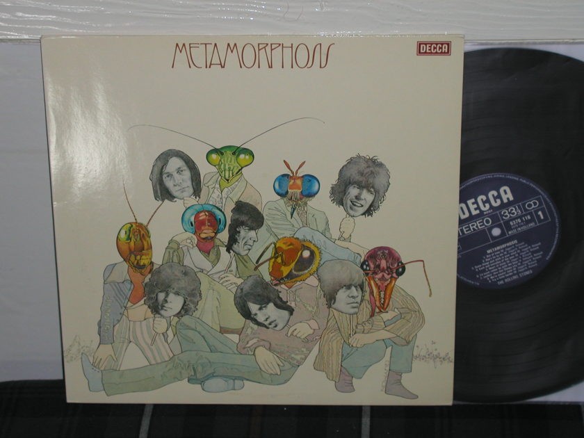 Rolling Stones - Metamorphosis (Pics) Decca Import (Holland Press)