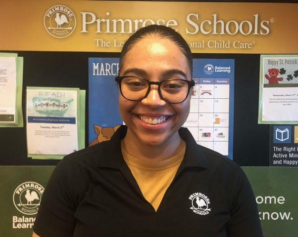 Ms. Abigail Salisbury , Early Preschool Teacher