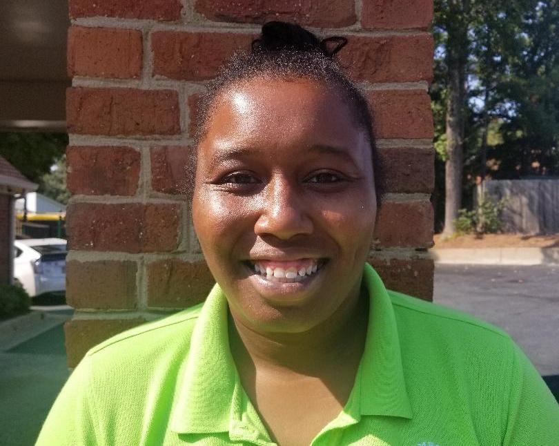 Ms. Geneva Promise , Preschool Assistant Teacher