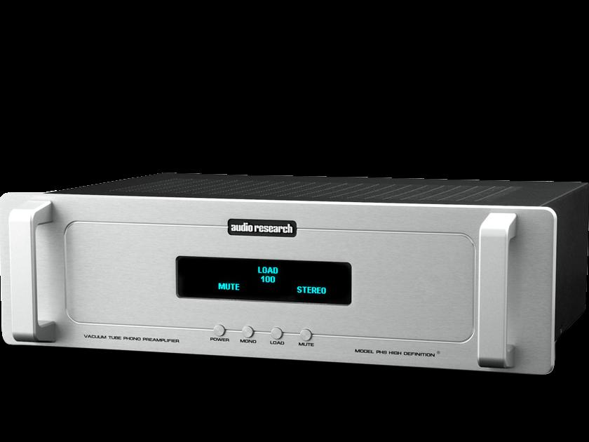 Audio Research PH-8 Phono