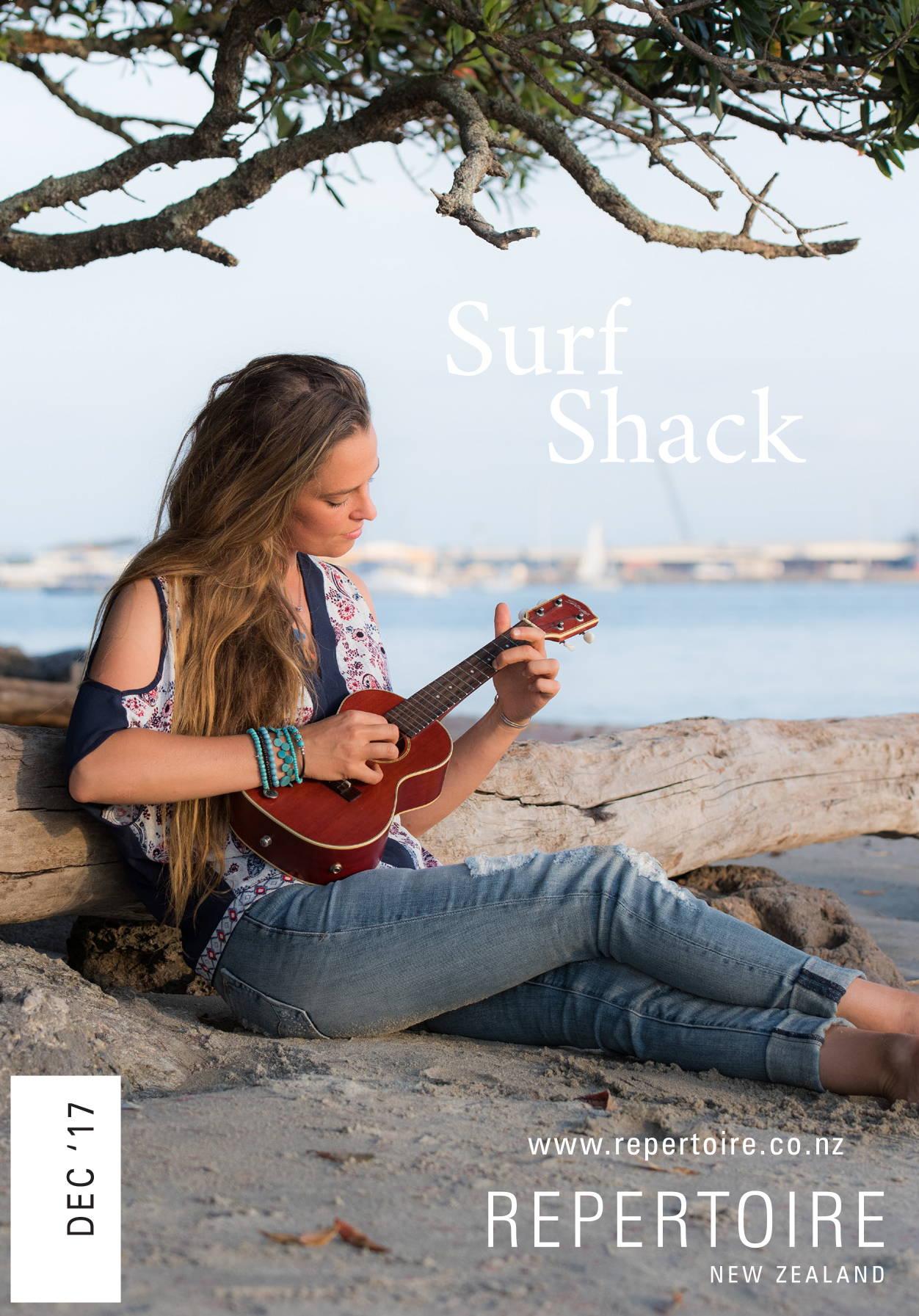 Surf Shack Lookbook