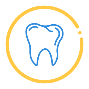 Dentist designed icon